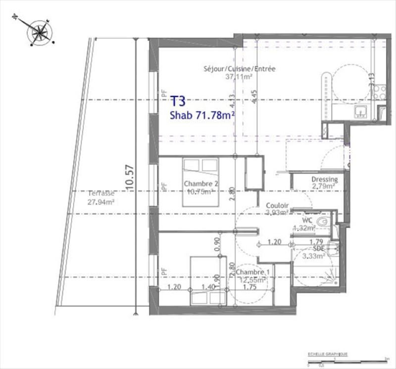 Vente appartement Gentilly 461580€ - Photo 3