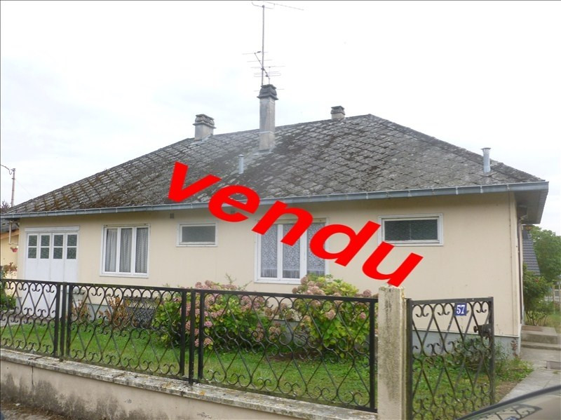 Sale house / villa Peronne 66 000€ - Picture 1