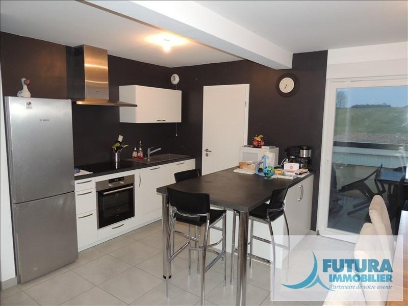 Deluxe sale apartment Woustviller 173000€ - Picture 3