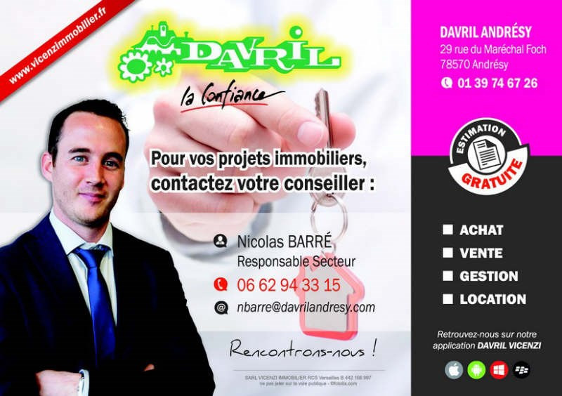 Sale site Andresy 185000€ - Picture 4