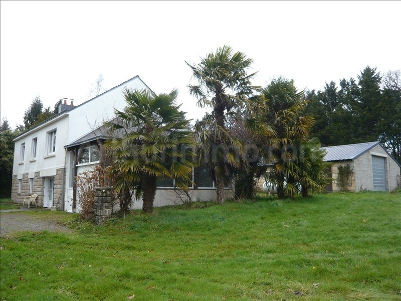 Vente maison / villa Camors 169440€ - Photo 1