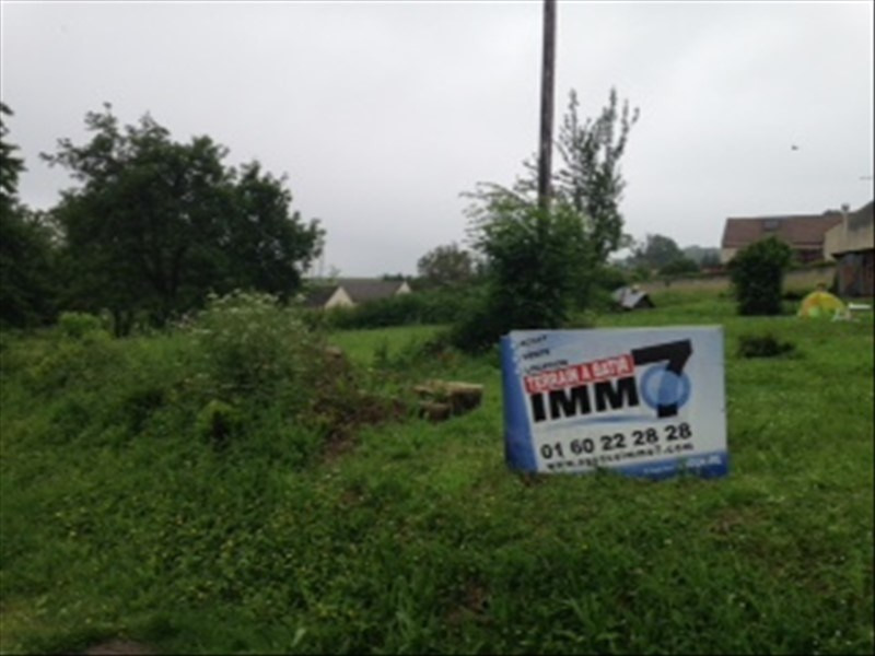 Vente terrain Changis sur marne 98 000€ - Photo 1