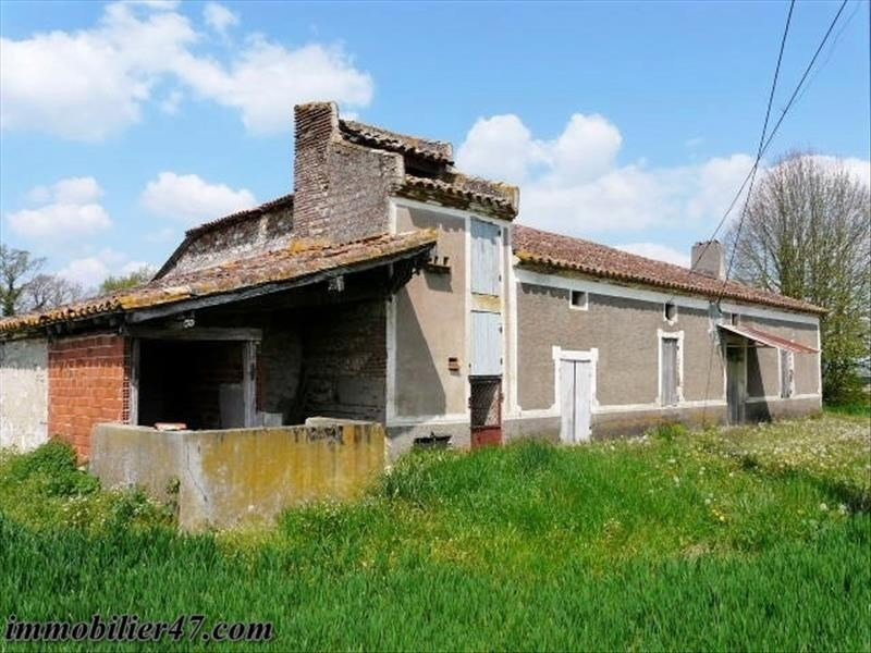 Vente maison / villa Montpezat 99 900€ - Photo 3