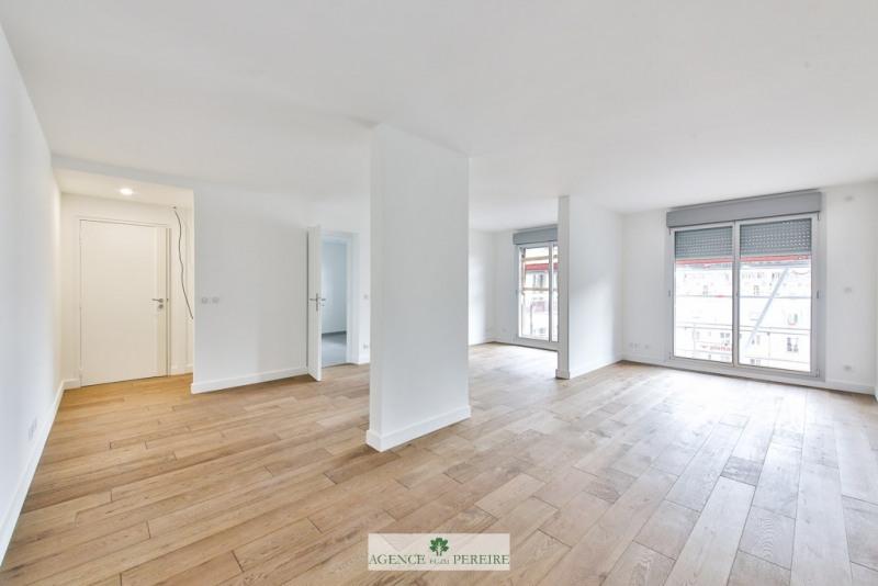 Vente de prestige appartement Paris 17ème 1270000€ - Photo 1