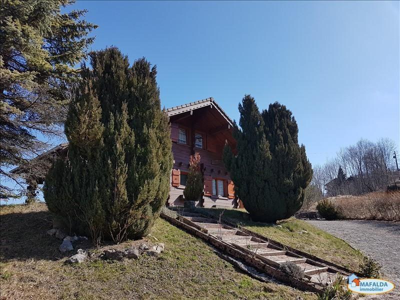 Vente maison / villa Mont saxonnex 295000€ - Photo 2