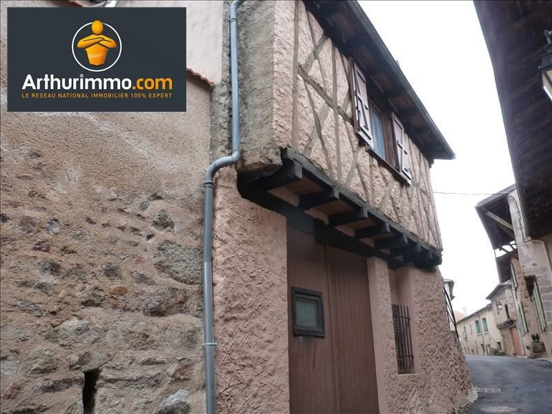 Vente maison / villa Renaison 49000€ - Photo 1