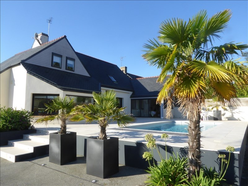 Vente de prestige maison / villa St philibert 749300€ - Photo 1