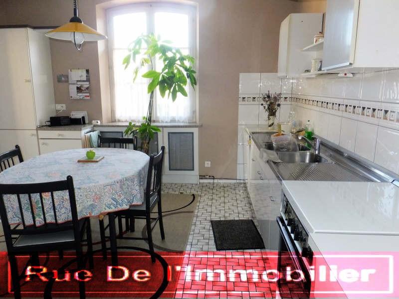 Sale house / villa Niederbronn les bains 318000€ - Picture 2