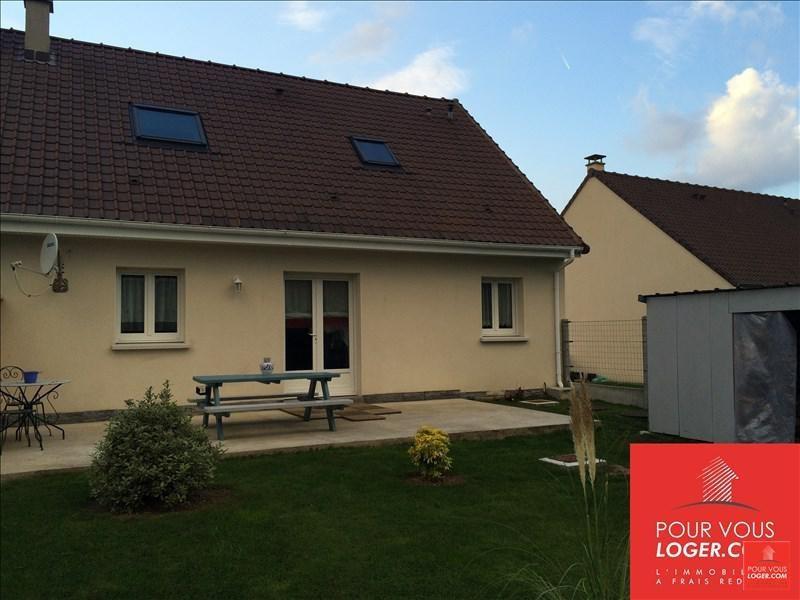 Sale house / villa Longfosse 160000€ - Picture 1
