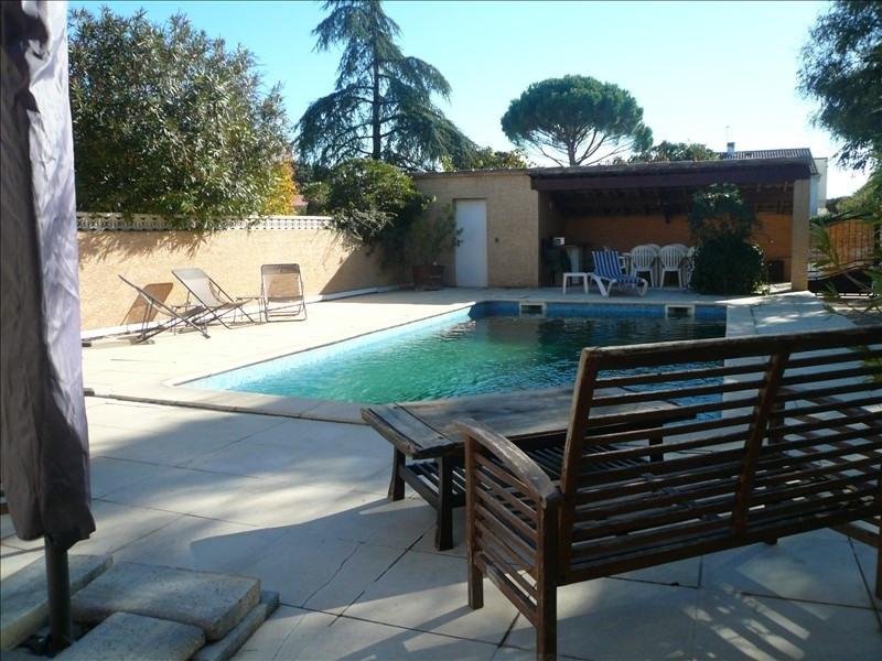 Deluxe sale house / villa Lattes 555000€ - Picture 2