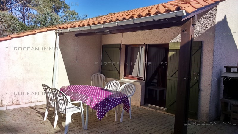 Location vacances maison / villa Lacanau-ocean 243€ - Photo 1