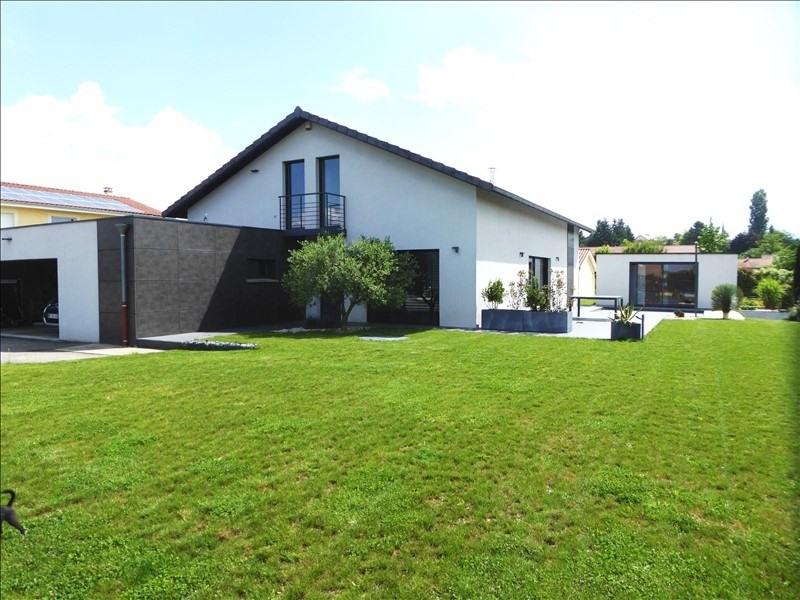 Vente maison / villa Heyrieux 536000€ - Photo 1