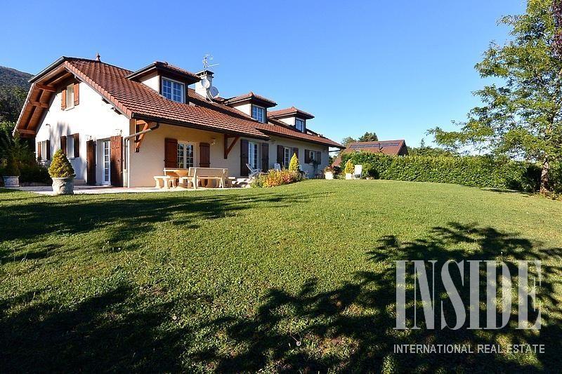 Deluxe sale house / villa Crozet 950000€ - Picture 1