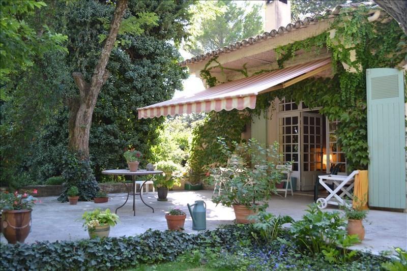 Vendita casa Carpentras 390000€ - Fotografia 3