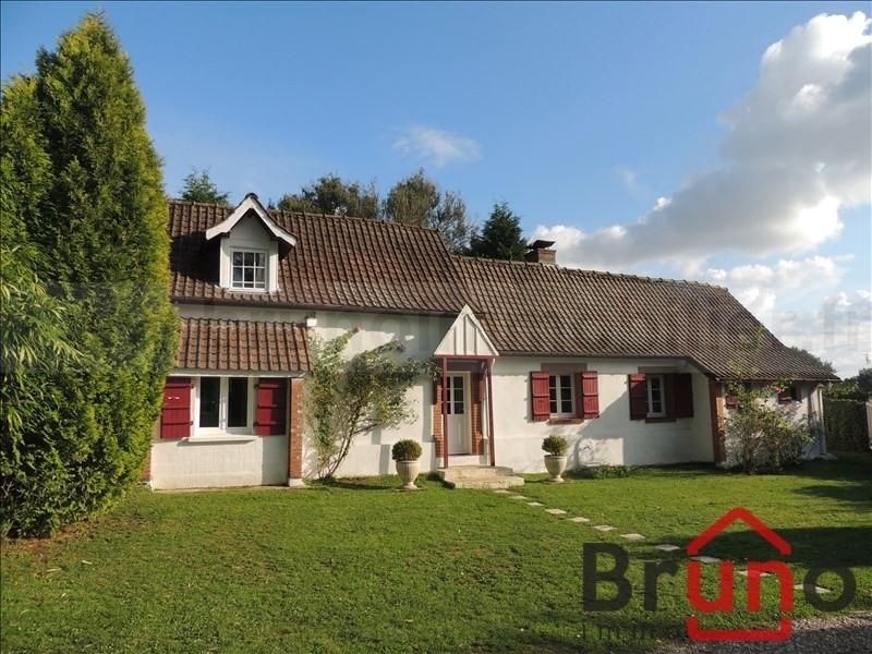 Vendita casa Dompierre sur authie 176000€ - Fotografia 1