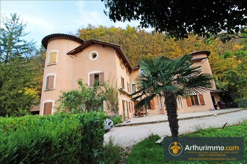 Vente maison / villa Meyrie 472500€ - Photo 1