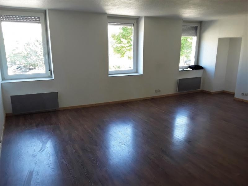 Rental apartment Pont-d'ain 471€ CC - Picture 1