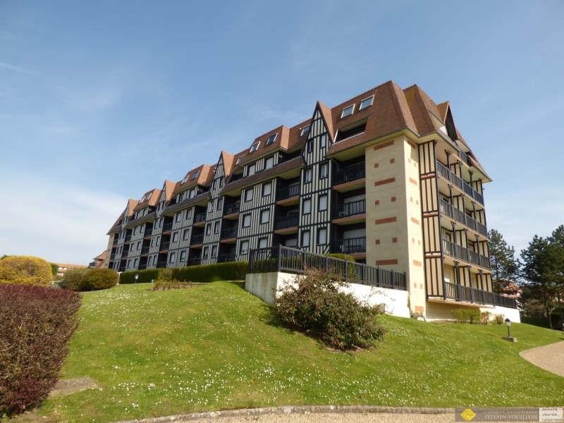 Verkoop  appartement Villers sur mer 81000€ - Foto 1