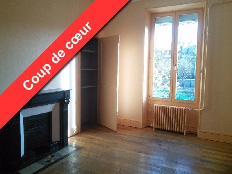 Location appartement Grenoble 897€ CC - Photo 1