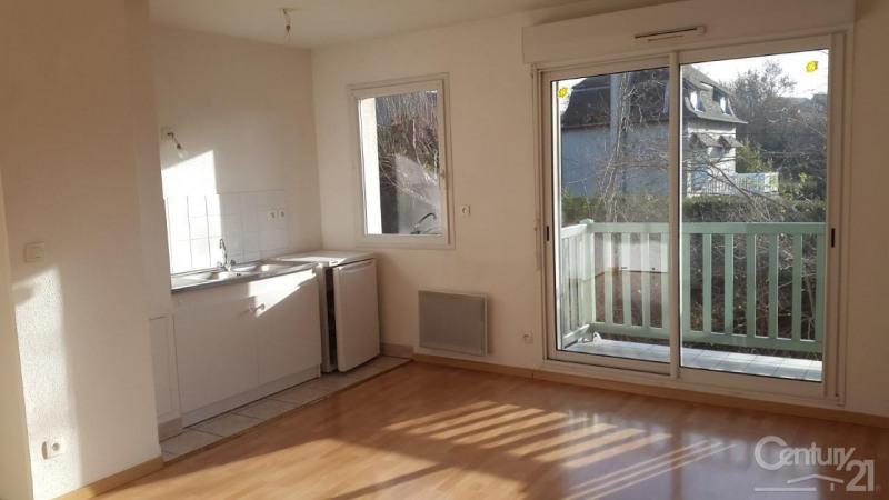 Sale apartment Touques 110000€ - Picture 1