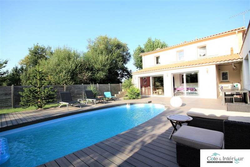 Vente maison / villa Chateau d olonne 460 000€ - Photo 2