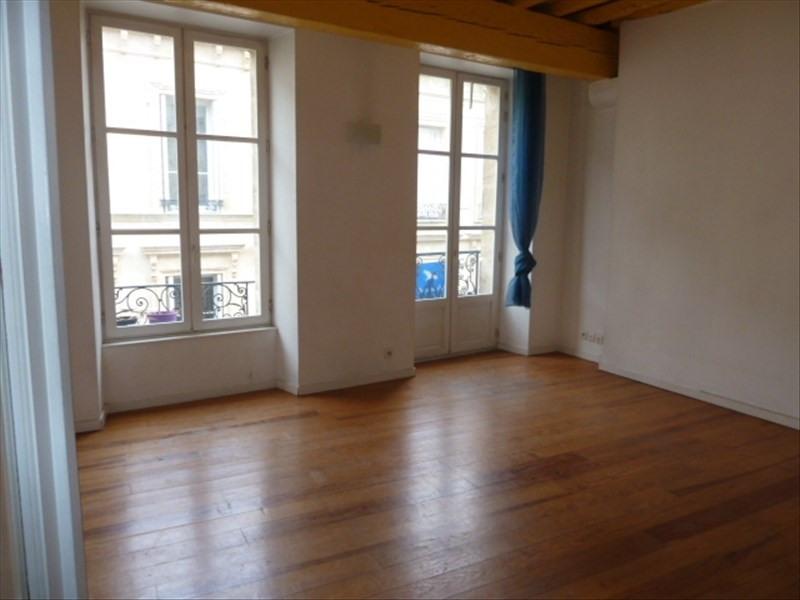 Sale apartment Bordeaux 455000€ - Picture 1