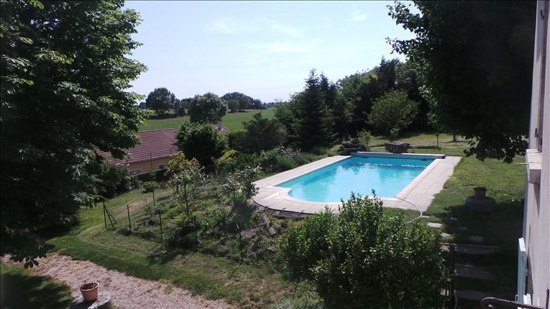 Vente maison / villa Ste julie 443000€ - Photo 9
