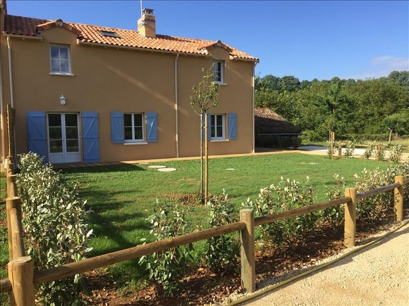 Location maison / villa Marigny chemereau 795€ CC - Photo 1
