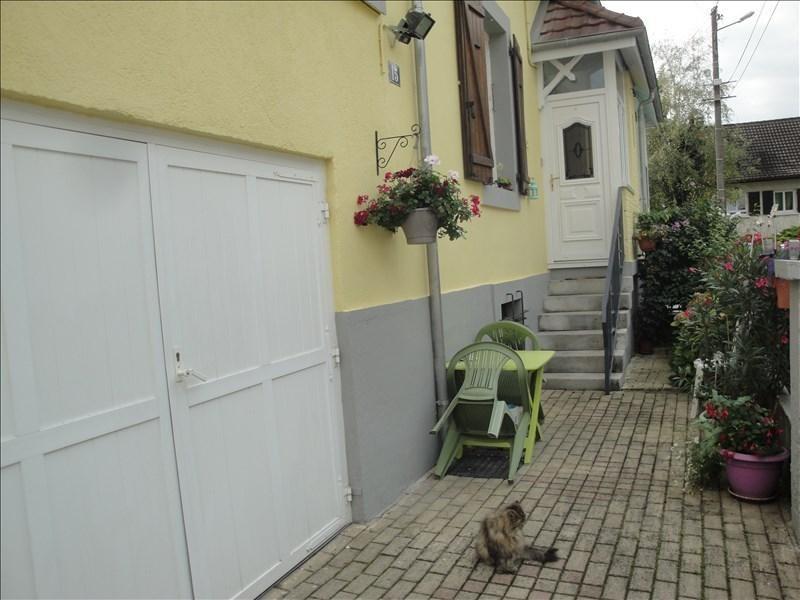 Revenda casa Audincourt 108000€ - Fotografia 2