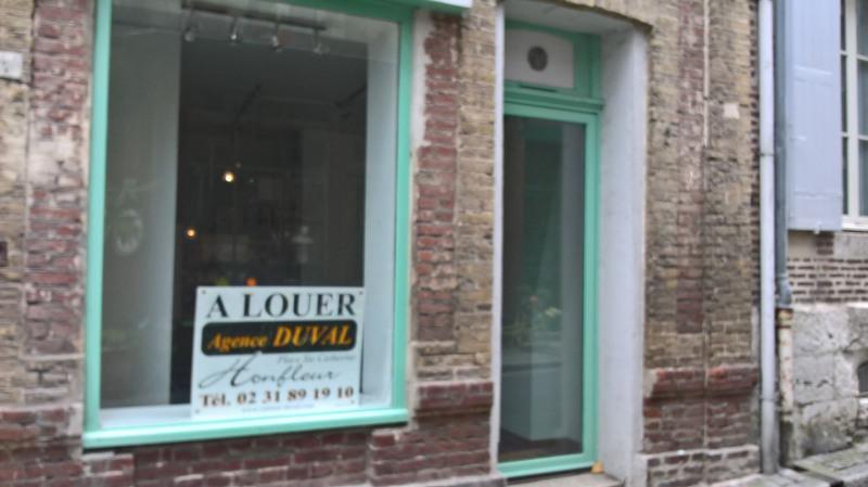 Location boutique Honfleur 417€ +CH/ HT - Photo 1
