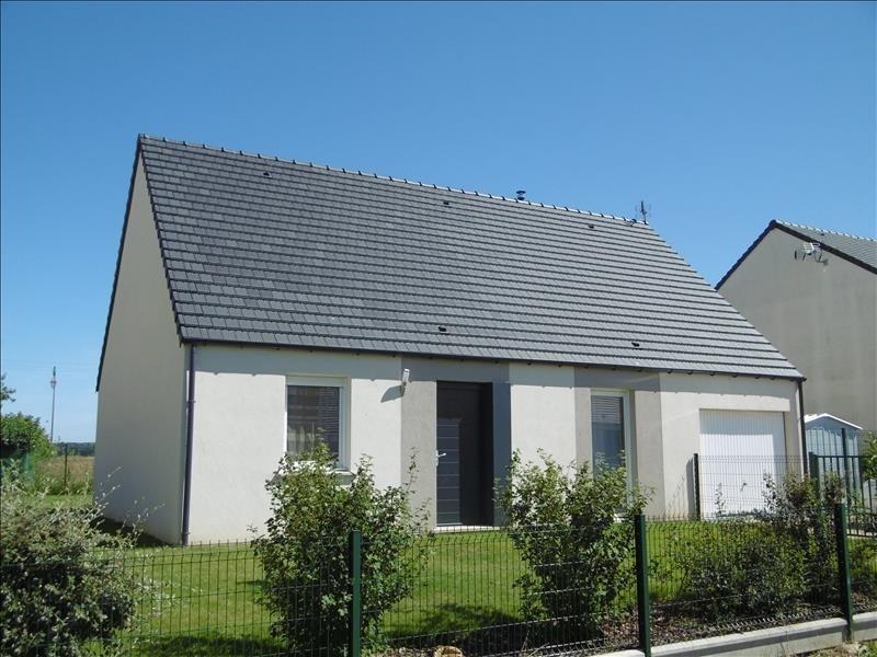 Sale house / villa Nanteuil le haudouin 241000€ - Picture 1
