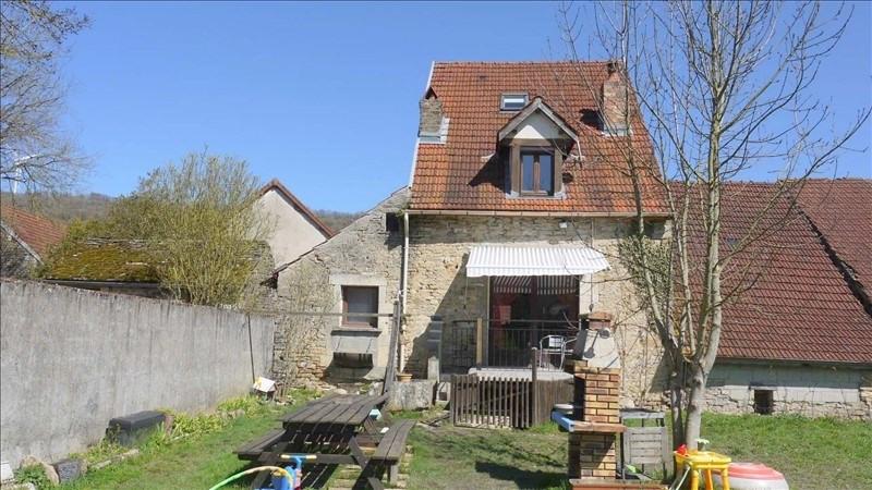 Sale house / villa Sombernon 121900€ - Picture 9