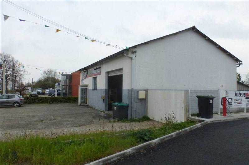 Rental empty room/storage Caussade 2 070€ +CH/ HT - Picture 1