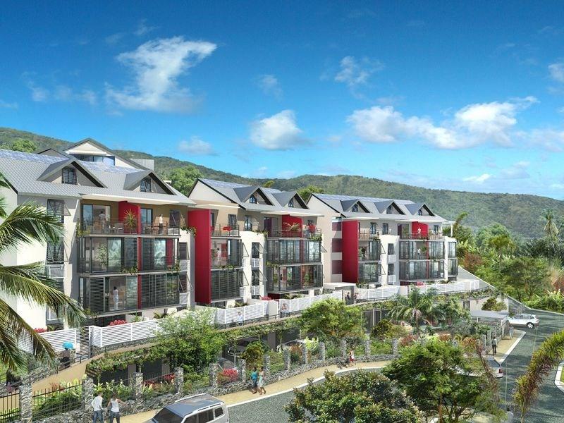 Location appartement St denis 565€ CC - Photo 1