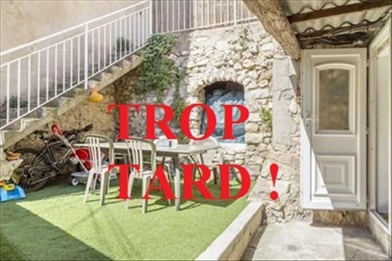 Venta  casa Gardanne 235000€ - Fotografía 1