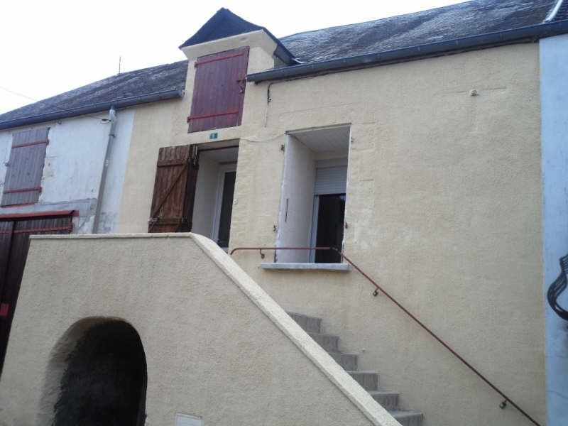 Rental house / villa Champvert 353€ CC - Picture 1