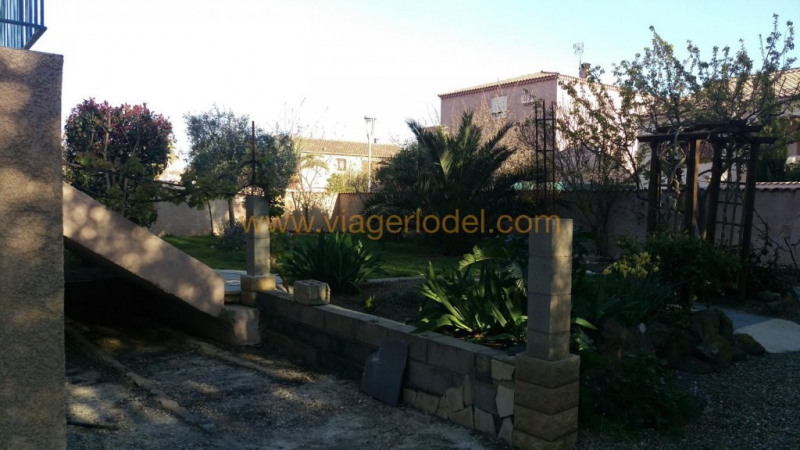 Viager maison / villa Agde 120 000€ - Photo 1