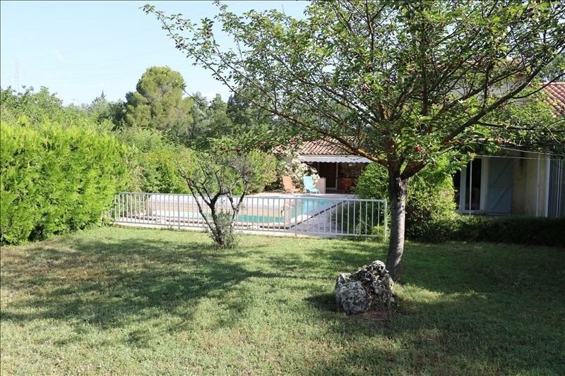 Venta  casa Le puy-sainte-réparade 429000€ - Fotografía 3