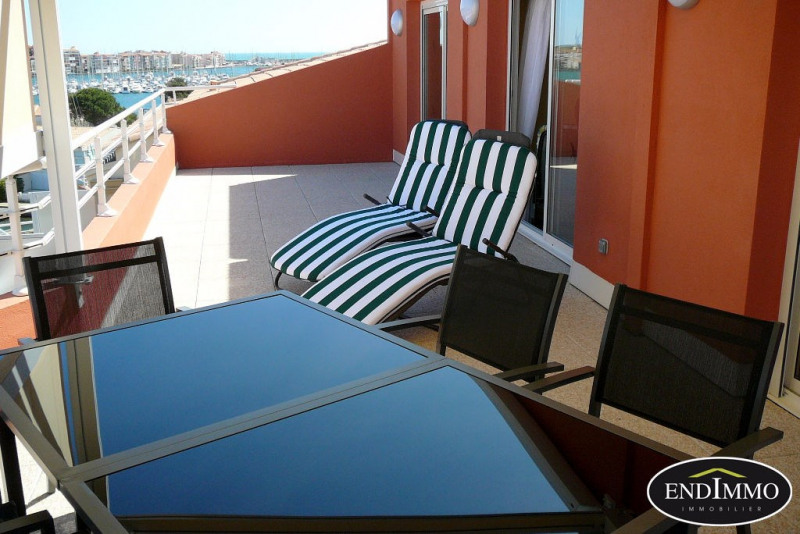 Deluxe sale apartment Agde 795000€ - Picture 9