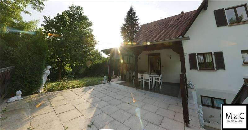 Deluxe sale house / villa Lauterbourg 494400€ - Picture 4