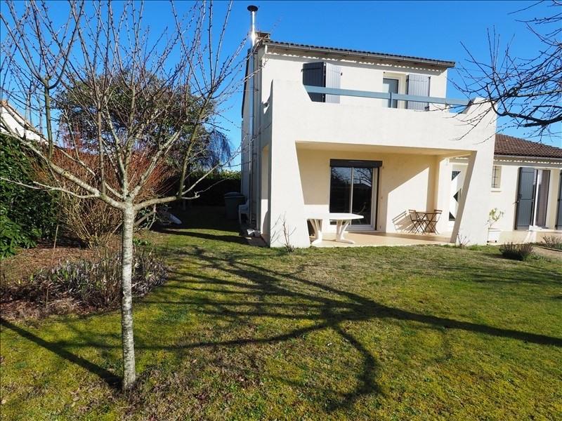 Vente maison / villa Aiffres 220500€ - Photo 1
