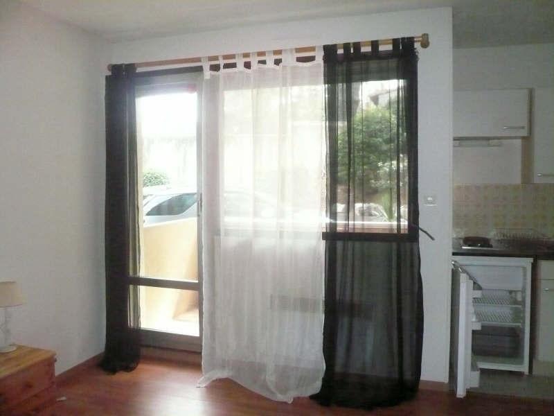 Rental apartment Nimes 376€ CC - Picture 1