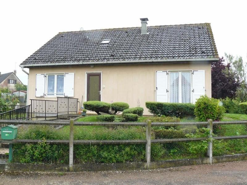 Vente maison / villa Ligny le chatel 137000€ - Photo 1