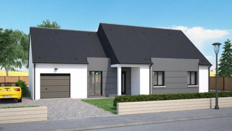Maison  5 pièces + Terrain 423 m² Pocé-sur-Cisse par maisons Ericlor