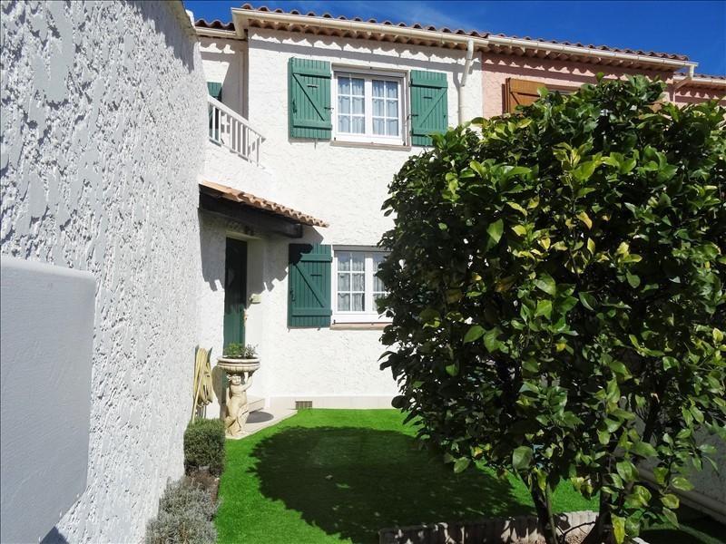 Vente maison / villa Frejus 346000€ - Photo 1