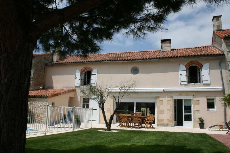 Vente maison / villa Vouille 262000€ -  1