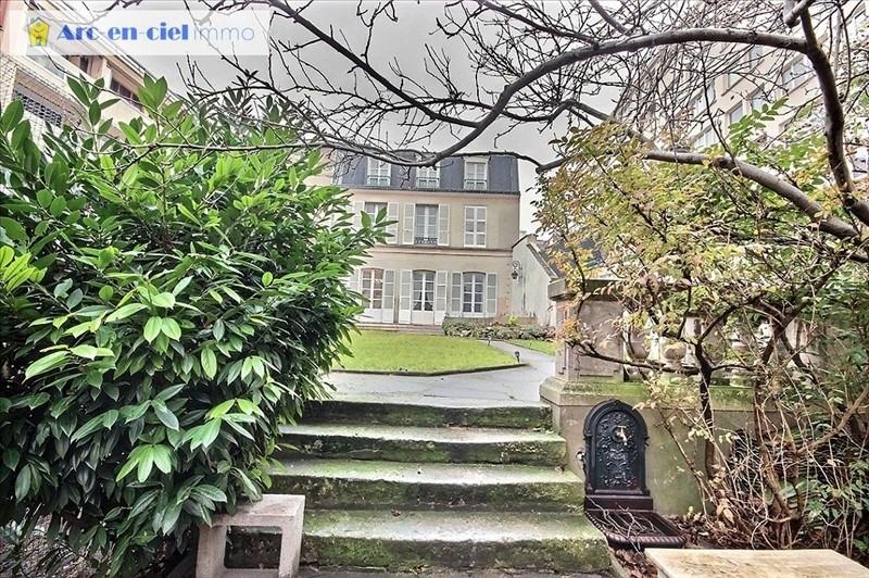Vente de prestige hôtel particulier Paris 12ème 2475000€ - Photo 1