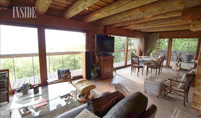 Vente de prestige maison / villa Crozet 1150000€ - Photo 3