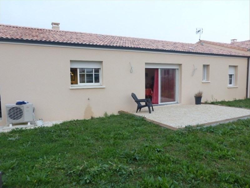 Vente maison / villa Tonnay charente 222000€ - Photo 5