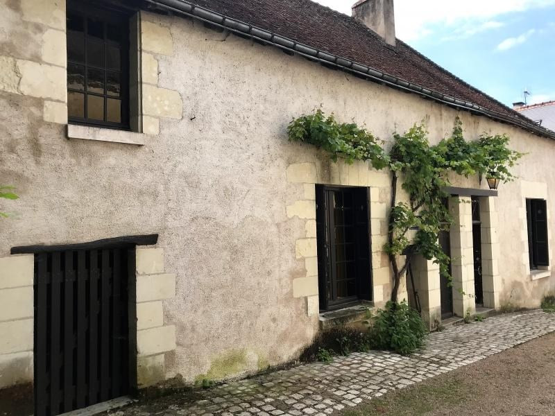 Vente maison / villa Savonnieres 165000€ - Photo 1